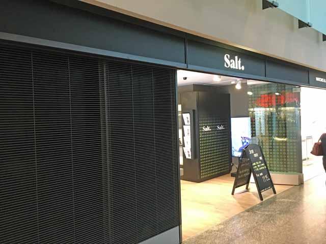 Salt.の店舗